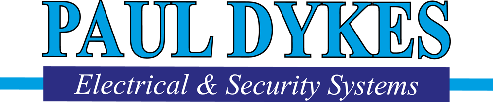 Paul Dykes Electrical & Security Systems LOGO