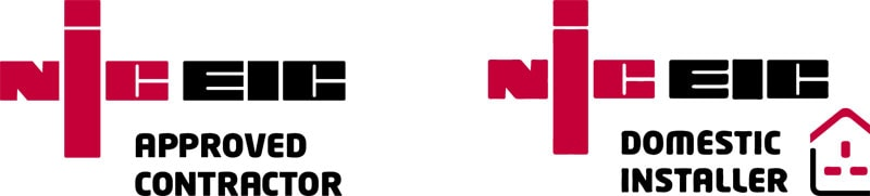 niceic - approved contractor - domestic installer